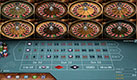 Play Multi Wheel Roulette Gold Microgaming