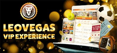 Leo Vegas Casino VIP experience for members