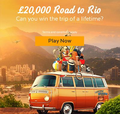 Road to Rio promo
