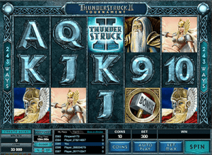 Thunderstruck II at RoyalVegasCasino.com