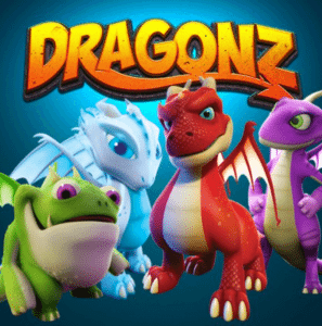 Dragonz online pokies by Microgaming