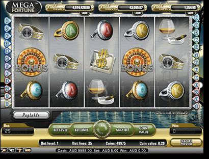 Mega Fortune online pokies progressive jackpot