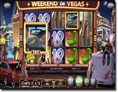 Weekend in Vegas online slots