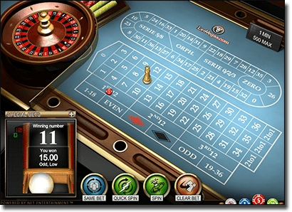 Free play roulette online casino sites