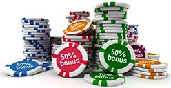 Online casino bonus wrap up
