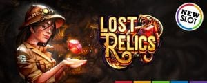 Lost relic promotion NetEnt Slots Million